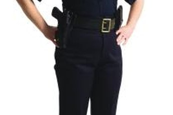 As a police academy recruit you will become a more disciplined individual.