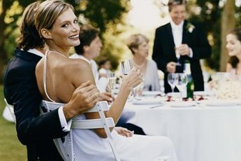 Pick the perfect furniture for your wedding.