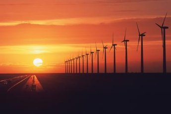 Many wind and solar funds are global.