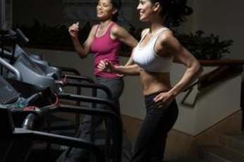 Cardio machines will help you slim down only if you use them.