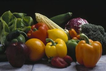 Vegetables should be a part of a healthy eating schedule.