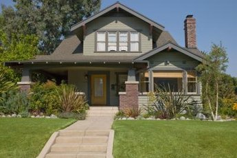 A trespasser can gain legal title to a house through adverse possession.