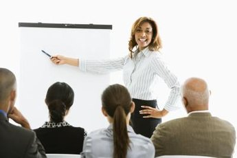 Whatever the format, stay positive, upbeat and professional during the interview.