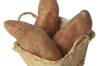 Yams are fairly high in carbohydrates but have a low glycemic index.