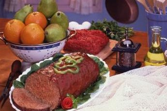Low-carb meatloaves are diet friendly and heart healthy.