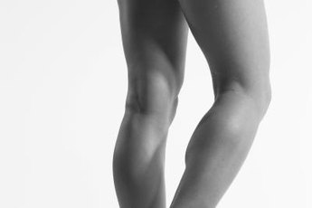In addition to strength, muscles give your legs shape and definition.