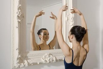 Classical ballet workouts mimic the structure of ballet classes.