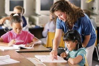 Job growth for elementary school teachers looks promising.