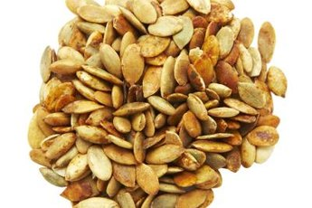 Pumpkin seeds are nutritious.