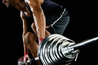 The deadlift trains every major muscle group in your body.