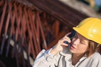 Construction project managers often have four-year degrees in project control and management.