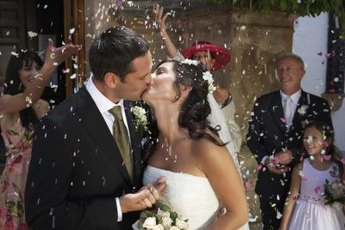Paying off your fiance's debt could give you both a fresh start for your wedding day.