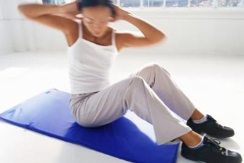 Rotational Pilates exercises target your obliques.