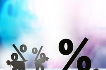 Interest rates bear heavily on the cost of mortgage borrowing.