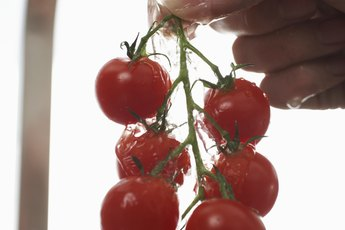 Do Cherry Tomatoes Have Carbohydrates?