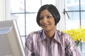 Poor posture at work can cause tension in your trapezius.