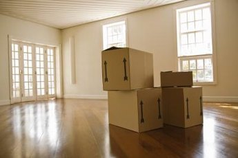 Boxes should not be the only thing coming to your new home.
