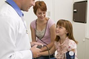 Osteopathic physicians often go into family practice or pediatrics.