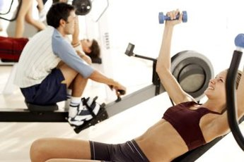 Super circuit training combines the best of cardio and weights.
