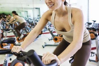 Can Spinning Give You a Smaller Waist?