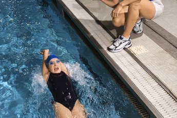 How to Improve Backstroke Sprinting Skills