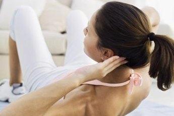 Situps sometimes exacerbate acid reflux.
