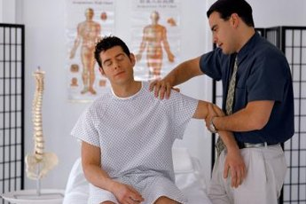 Physiatrists help patients with rehabilitation  after accidents and surgery.