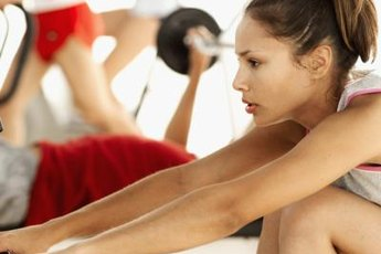Make the most of your time in the gym with a full-body circuit workout.