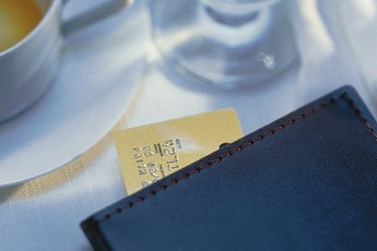 How to Track Credit Card Charges by Categories