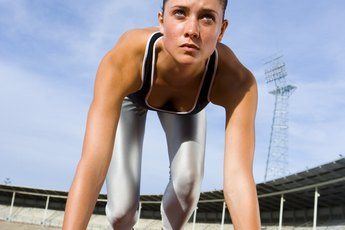 How to Train for the 400 Meter Dash