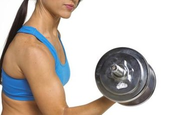 You can perform biceps curls in several different ways.