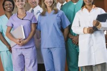 Licensed practical nurses work under the instruction and supervision of registered nurses and physicians.