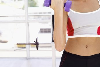 What Exercises Reduce Midriffs
