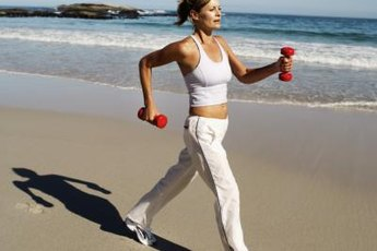Walking is a good way to improve your health and fitness.
