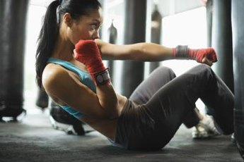 Cardiovascular exercise can kick start muscle growth.