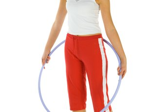 Is the Hula Hoop a Good Exercise for Firming & Reducing Your Waist?