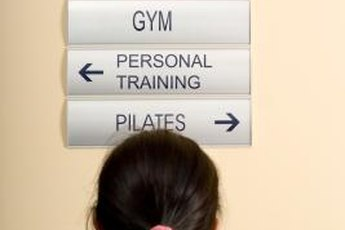 Pilates, yoga and aerobics are all effective forms of exercise.