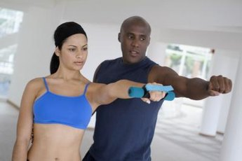 A trainer can enhance your workout and help you improve your technique.