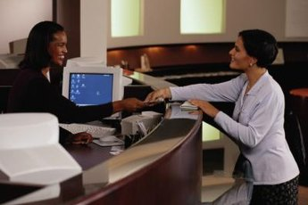 Bank clerks take on a variety of specialty roles within the bank itself.