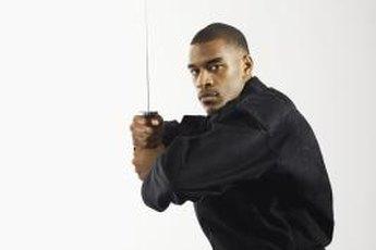 Ninjutsu teaches weaponry and hand-to-hand combat skills.