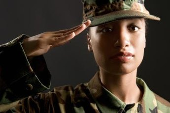 There are many jobs for women in the Army.