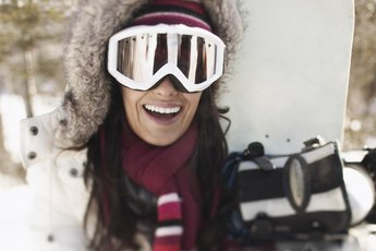 How to Clean Snowboarding Goggles Without Ruining Them With Lens Cleaners