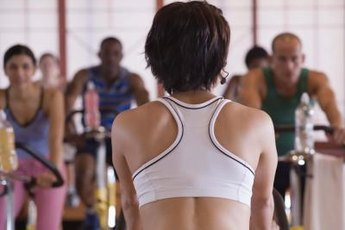 A spin class might make you run faster.