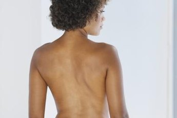 Develop your lats to widen your back for an hourglass figure.