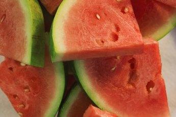 Melons and Fiber