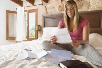 When you're consolidating debt, your debt-to-income ratio plays a role.