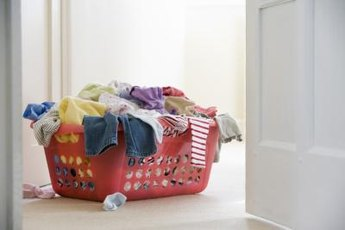 Has Kitty found an alternative litter box in your laundry room?