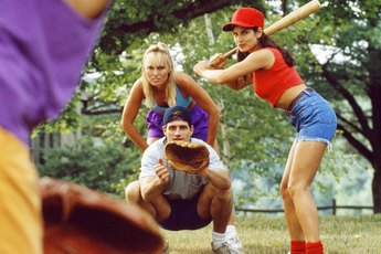 Bat Swinging Exercises for Softball