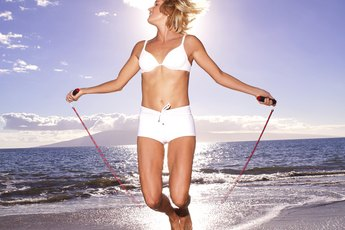 Does Jumping Rope Work Out Your Chest?