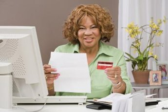 Keep your credit card accounts active to improve your credit score.